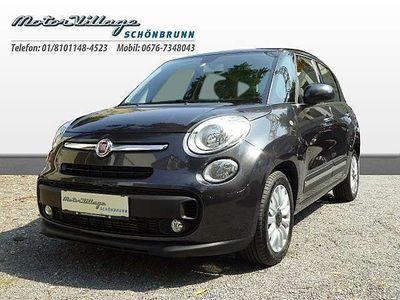 gebraucht Fiat 500L 1,3 MultiJet II 95 Start&Stop Chrome Edition Kombi / Family Van,