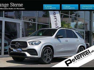 gebraucht Mercedes 300 GLE-Klasse GLEd 4Matic Aut. SUV / Geländewagen