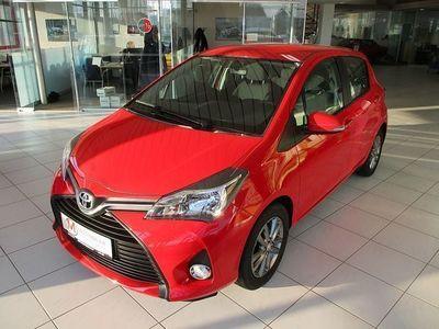 gebraucht Toyota Yaris 1,0 VVT-i Edition