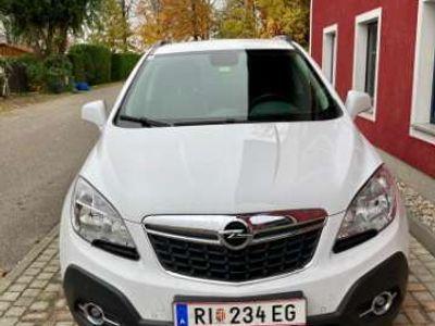 gebraucht Opel Mokka 1,6 Ecotec Cosmo Start/Stop System
