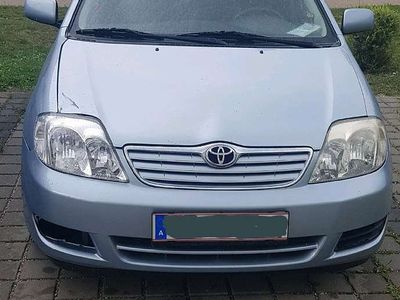 gebraucht Toyota Corolla Limousine