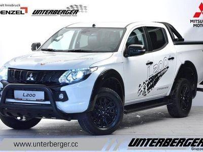 gebraucht Mitsubishi L 200 DK 2,4 DI-D 4WD Instyle Black Line Connect