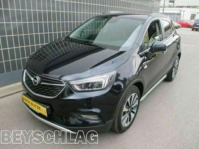 gebraucht Opel Mokka X 1.6 CDTI BlueInjection Ultimate Start/Stop System KlimaKAMERALeder Bremsass Sitzh. PDC