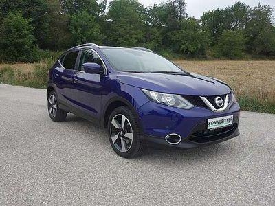 gebraucht Nissan Qashqai 1,6 dCi N-Connecta Aut. SUV / Geländewagen,