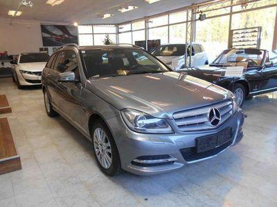 gebraucht Mercedes C200 T Elegance A-Edition plus BlueEfficiency Aut.