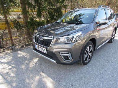 gebraucht Subaru Forester 2,0i e-Boxer Premium AWD Aut. SUV / Geländewagen