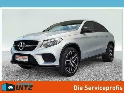 gebraucht Mercedes GLE350 d 4Matic Coupe **AMG-Line**