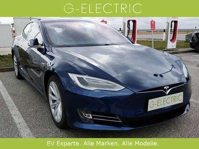 gebraucht Tesla Model S 75D, Allrad erweiterte Garantie, Facelift