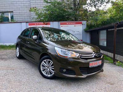 brugt Citroën C4 1,2 ETHP | 1.BESITZ | GARANTIE BIS 01/19 | PDC |
