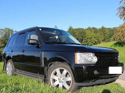 gebraucht Land Rover Range Rover TDV8 Vogue - Technisch 1A - Unfallfrei SUV / Geländewagen