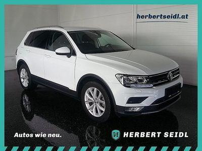 gebraucht VW Tiguan 2,0 TDI SCR Comfortline *LED / NAVI*