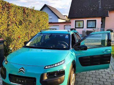 gebraucht Citroën C4 Cactus PT82 Blue Limousine