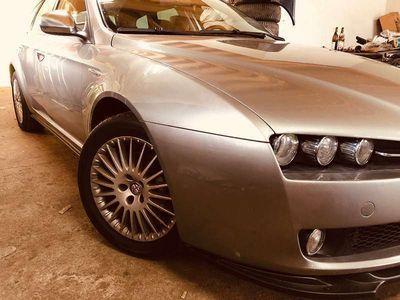 gebraucht Alfa Romeo 159 1.9 JTDM 16 V TOP GELEGENHEIT Kombi / Family Van,