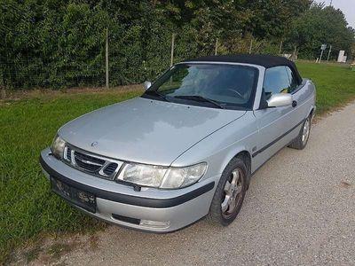 """gebraucht Saab 9-3 Cabriolet Cabrio 2,0t Ecopower """"Open Air"""" / Roadster"""