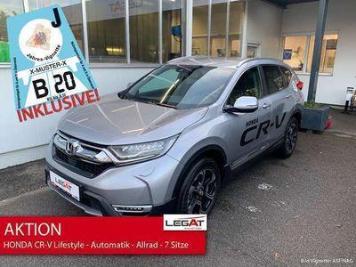 gebraucht Honda CR-V 1,5 Turbo Lifestyle 7 Sitze
