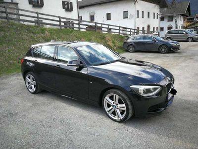 gebraucht BMW 120 1er-Reihe Diesel Allrad (F20) xDrive M Paket