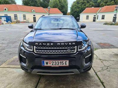 gebraucht Land Rover Range Rover evoque Pure 2,0 TD4