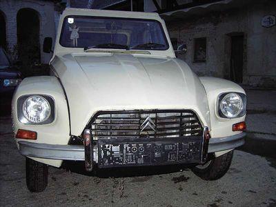 gebraucht Citroën 2CV Limousine,