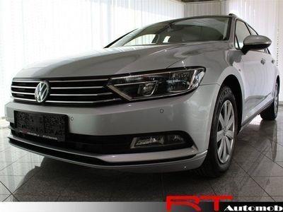 gebraucht VW Passat Variant 1,6 TDI DSG Navi ACC