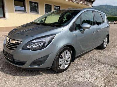 gebraucht Opel Meriva 1,7 CDTI Edition DPF **Pickerl Neu**