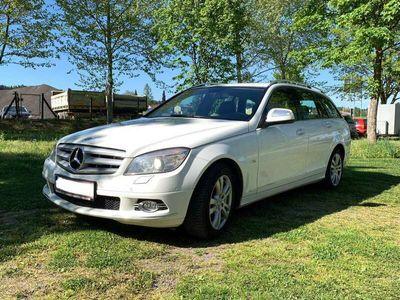 gebraucht Mercedes C220 T Avantgarde CDI Aut.