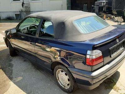 gebraucht VW Golf Cabriolet cabrio / Roadster