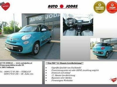 gebraucht Fiat 500L 1.3 Multijet Start **Panoramadach/Teilleder**