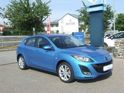 gebraucht Mazda 3 3Sport 1,6i Mirai Limousine,
