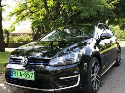 gebraucht VW Golf 1.4 GTE Plug-In-Hybrid DSG