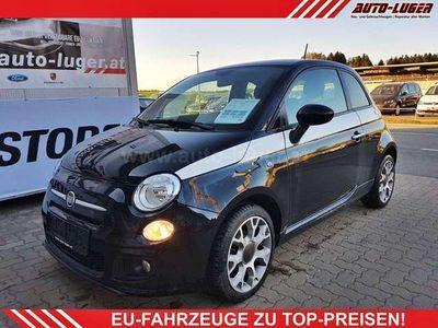 gebraucht Fiat Coupé 500 1,2 Sportwagen /