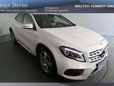 gebraucht Mercedes GLA180 Off-Roader AMG-Line Aut.