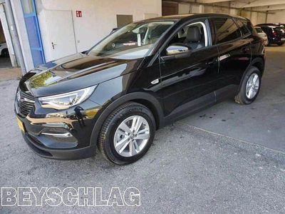 gebraucht Opel Grandland X 1,2 Turbo Direct Injection Edition Sta