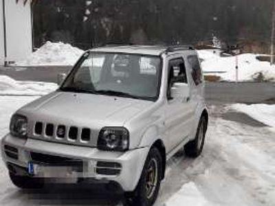 gebraucht Suzuki Jimny 1,3 LX