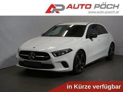 gebraucht Mercedes A180 / LED / Rückfahrkamera / Leder/ AppleCarplay