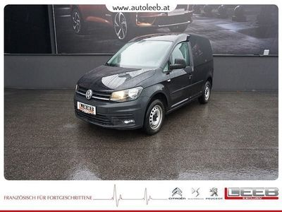 gebraucht VW Caddy Kastenwagen 1,6 TDI /Navi/Sitzheizung/Bluetooth, uvm.