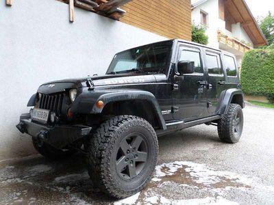 gebraucht Jeep Wrangler JK Unlimited RUBICON SUV / Geländewagen,