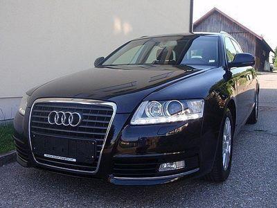 gebraucht Audi A6 Avant 2,0 TDI Navi-Xenon-MF/Lenkr-AHK-Temp-Bordc-