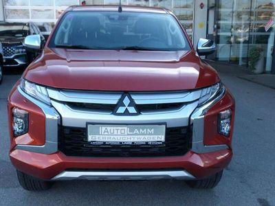 gebraucht Mitsubishi L200 L 200 DK DI-D 2,2 Diamond 4WD AT Leder 20
