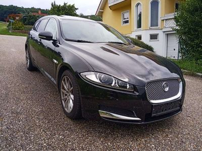 gebraucht Jaguar XF Kombi / Family Van