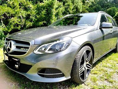 gebraucht Mercedes E220 CDI T Avantgarde A-Edition Plus Aut.