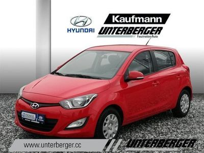 used Hyundai i20 1,25 Life Limousine,