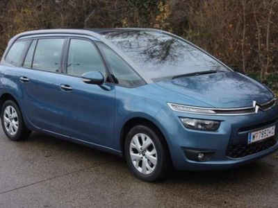 gebraucht Citroën Grand C4 Picasso C4 Picasso e-HDi 115 6-Gang Intensive Kombi / Family Van