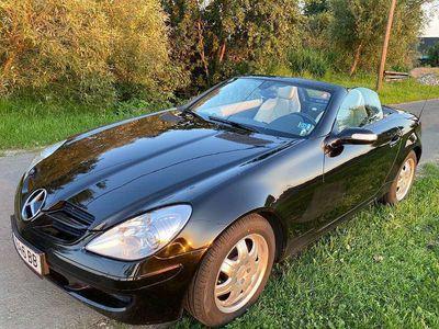 gebraucht Mercedes SLK200 Cabrio / Roadster
