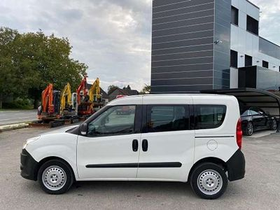 gebraucht Fiat Doblò Active 5 sitzer *Klima*