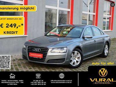 gebraucht Audi A8 4.2 TDI quattro V8 4H | LEDER | NAVI | MASSAGE |