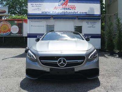 gebraucht Mercedes S63 AMG AMG 4Matic S -Klasse Coupe (BM 217)