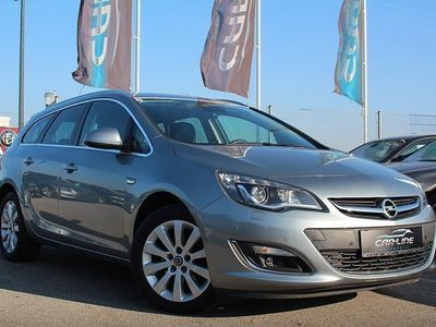 gebraucht Opel Astra ST 1,6 Turbo Ecotec Direct Injection Cosmo Aut.