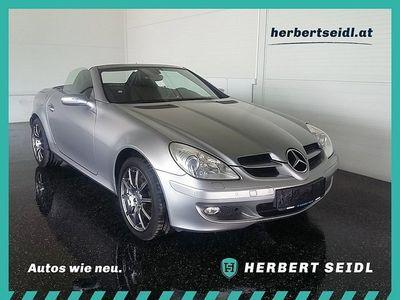 gebraucht Mercedes SLK350 Aut.