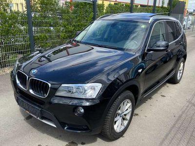gebraucht BMW X3 xDrive20d Aut.Navi Rü-Kamera Panorama