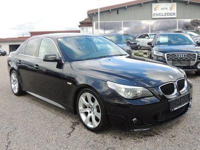 gebraucht BMW 530 5er-Reihe d Österreich-Paket Aut. Limousine